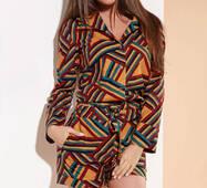 Комфортная женская пижама (мультиколор)