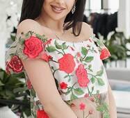 Кофта 62857-1 белый Весна 2018 Украина