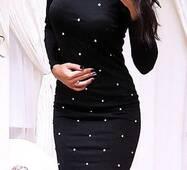 Платье 437796-2 Зима-Весна 2018 Украина
