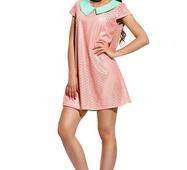 Женское платье Санди персик с минтолом