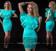 Платье - 9805 (мята)