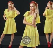 Платье - 15993 (желтый)