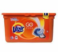 Гелеві капсули для прання Vіzir Alpin Fresh  для білих та кольорових тканин, 38шт