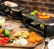 Гриль електричний Klarstein Tenderloin 100 Raclette Grill купити в Луцьку