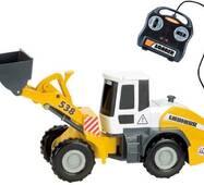 Экскаватор на радиоуправлении Dickie Toys Liebherr 203729002 купить в Виннице