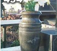 Гранитная ваза на кладбище, вазы из гранита на могилу образец № 494 купить в Хмельницком