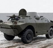 БРДМ 2, Броньована Розвідувально-Дозорна Машина,зі зберігання.