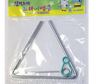 """Paxphil SVSTA25  треугольник 6"""", с битером"""