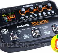 Процессор NUX MG-200