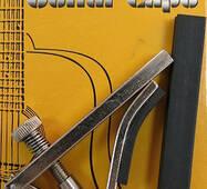 Alice A007F-C каподастр для классических, гитар, металл