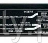 Dbx 286s одноканальний передпідсилювач