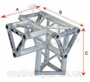 SoundKing SKDKC 2203Q алюминиевый уголок, треугольник