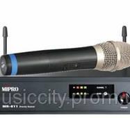 Mipro MR - 811/MH - 80/MD - 20 радіосистема UHF з ручним конденсаторним мікрофоном