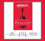 Струни для скрипки D'Addario J810 4/4L Prelude