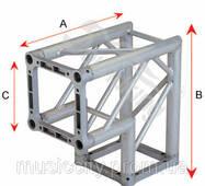 SoundKing SKDKC 2204B алюминиевый уголок, квадрат