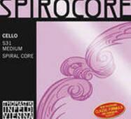 Струни для віолончелі Thomastik Spirocore S31