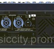 Yamaha EMX5016СF микшерный пульт с усилитем, 2х500 Вт, 4Ом