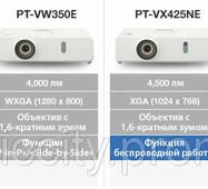 Відеопроектор Panasonic PT - VX420E