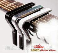 Alice A007D-A каподастр для акустической гитары, металл