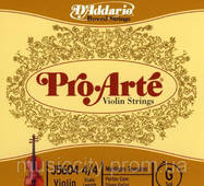 Струна для скрипки D'Addario J5604 4/4M Pro Arte (G)