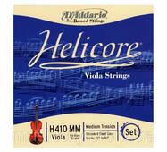 Струни для альта D'Addario H410 MM Helicore