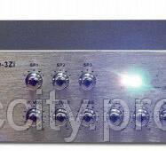 4all Audio PAMP120-3Zi микширующий усилитель, 120 Вт/70- 110 В, 4-16 Ом