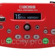 Boss VE5RD процессор эффектов для вокала