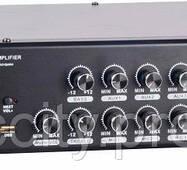 Трансляционный усилитель BIG PA4ZONE500- MP3/FM