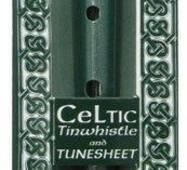Вистл Clarke CWD Celtic Tin D
