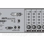 Inter M PAM-480A микширующий усилитель, 480 Вт/100 В, 4 Ом
