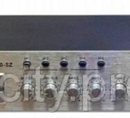 4all Audio PAMP150-5Z микширующий усилитель, 150 Вт/70- 110 В, 4-16 Ом