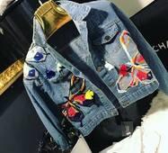 Куртка джинсова (4 види) 281 (ГН)