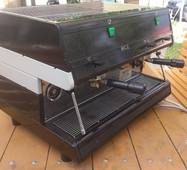 "Кавова машина, кавоварка професійна Brugnetti, модель ""MC2S"", 2 гр"