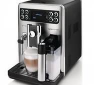 Автоматическая профессиональная кофеварка Philips Saeco Exprelia Evo Class Black