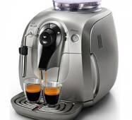Супер автоматическая профессиональная кофеварка Philips Saeco Xsmall Chrome