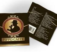 """Кава в монодозах ТМ """"Піппо Кафе"""" упаковка 1ящ.Х150 шт."""