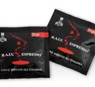 """Кофе в монодозах ТМ """"R.A.I.V.-espresso"""" ТОР упаковка 1ящ.Х150 шт."""