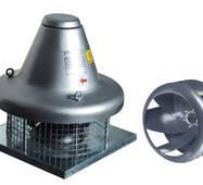 Дахові вентилятори горизонтального викиду повітря EAC M-355