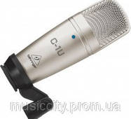 Микрофон Behringer C1U USB