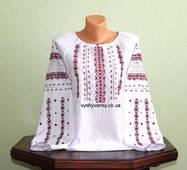 Дуже ніжна вишита сорочка для дівчинки, ручна робота