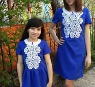 """Парный комплект платья """"Маринка"""""""