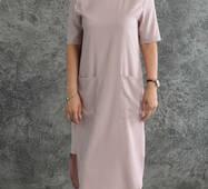 Жіноче пряме плаття 218