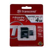 "MicroSD Transcend 4gb ""ОРИГІНАЛ"" - Premium"