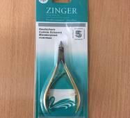 Манікюрні кусачки для кутикули Zinger HS-1