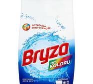 Пральний порошок для кольорової білизни Bryza, 6 кг, Польща