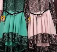 Нарядное подростковое платье для девочки