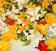 Цветочная бумага 45