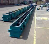 Скребковый транспортер 100 т/час