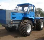 Колесный трактор Т-150К 1986 года