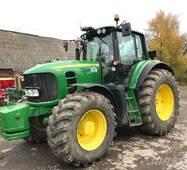 Трактор John Deere 7530 2009 года
